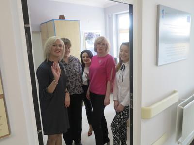 Galeria Otwarcie Izby Przyjęć w Szpitalu Rejonowym w Kłobucku